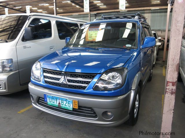 Pre-owned Mitsubishi Adventure GLS SE for sale in Quezon City