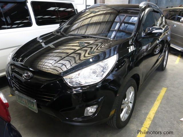 Pre-owned Hyundai Tucson for sale in Quezon City