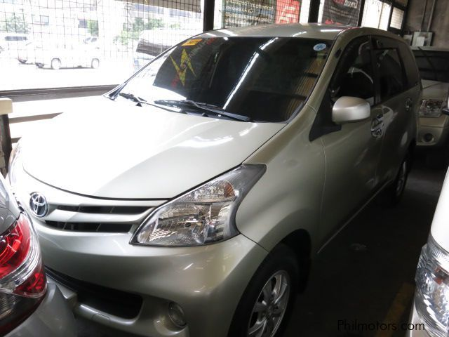 Pre-owned Toyota Avanza for sale in Quezon City