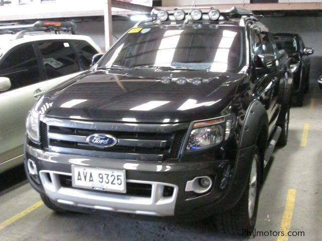 Pre-owned Ford Ranger for sale in Quezon City