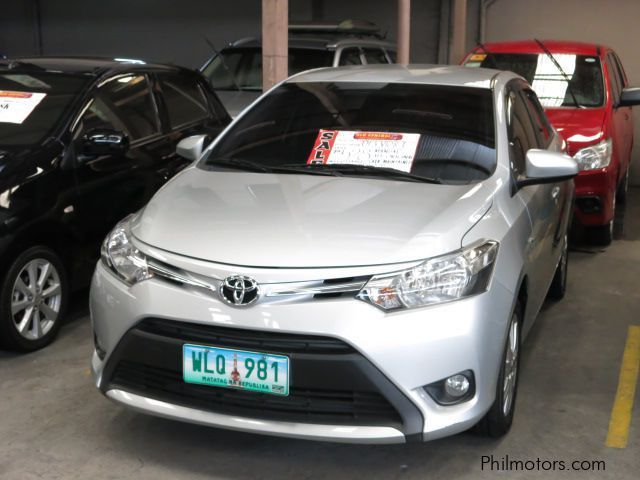 Pre-owned Toyota Vios for sale in Quezon City