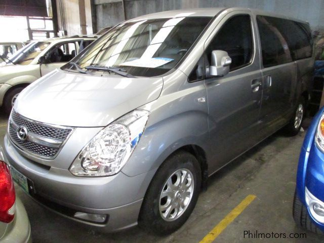 Pre-owned Hyundai Starex VUX for sale in Quezon City
