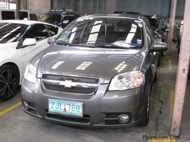 Used Chevrolet Aveo for sale in Quezon City