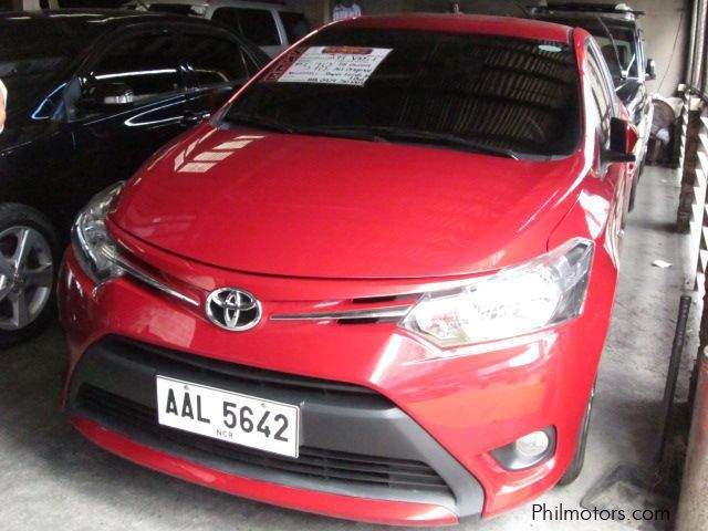Pre-owned Toyota Vios E for sale in Quezon City
