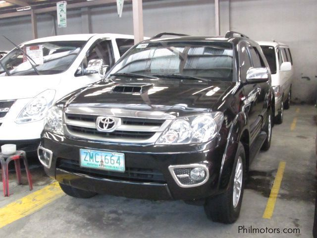 Pre-owned Toyota Fortuner 4x4 for sale in Quezon City