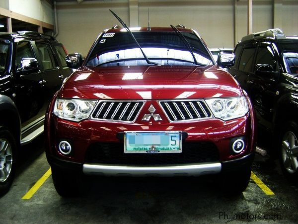 Used Mitsubishi Montero SE in Philippines