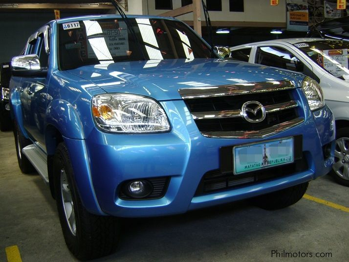 Used Mazda BT-50 in Philippines
