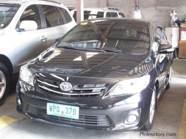 Pre-owned Toyota Corolla Altis V for sale in Quezon City