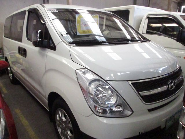 Pre-owned Hyundai Grand Starex TCI for sale in Quezon City