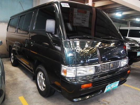 Used Nissan Urvan Shuttle  in Philippines