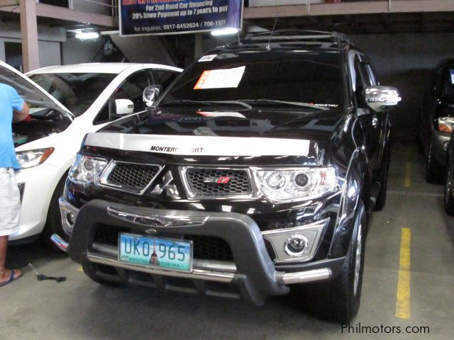 Pre-owned Mitsubishi Monterosport GtV for sale in Quezon City
