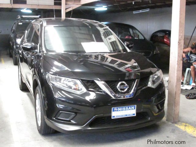 Pre-owned Nissan Xtrail for sale in Quezon City