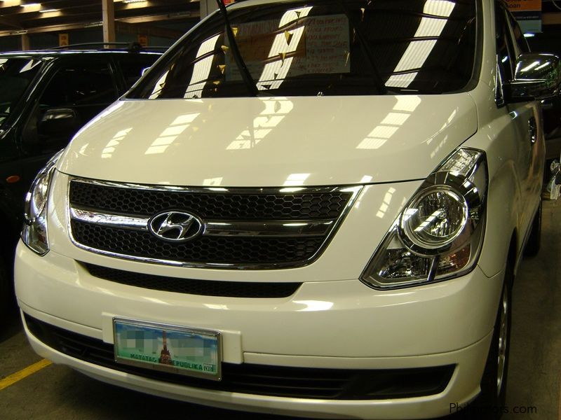 Used Hyundai Grand Starex in Philippines