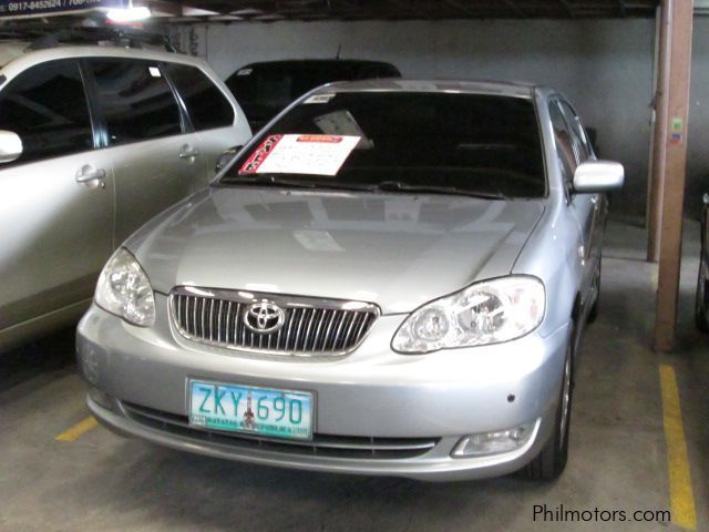 Pre-owned Toyota Altis for sale in Quezon City