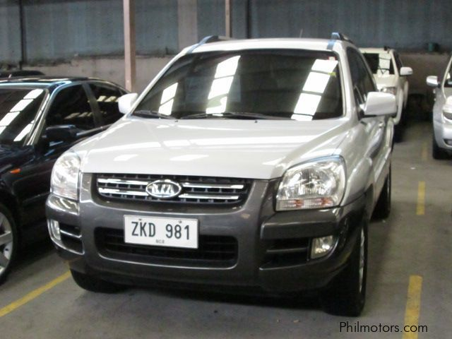 Pre-owned Kia Sportage for sale in Quezon City