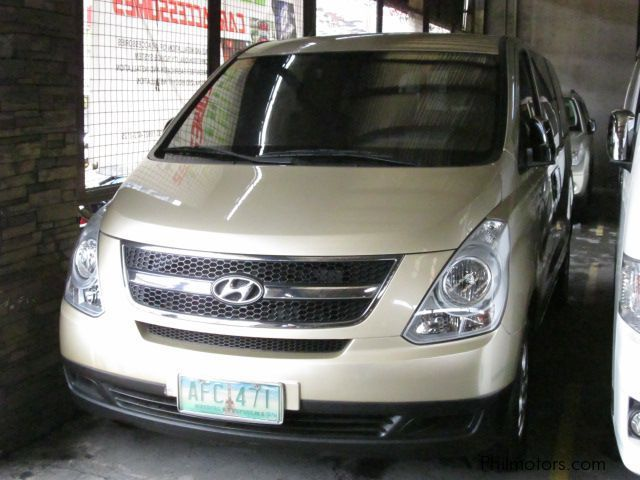 Pre-owned Hyundai Grand Starex for sale in Quezon City