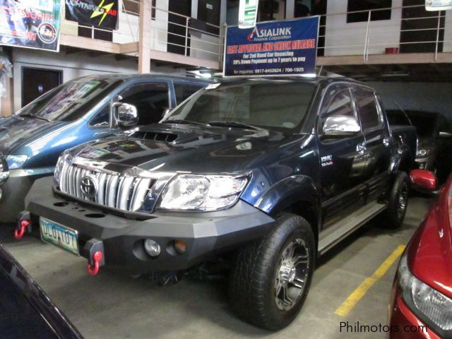 Pre-owned Toyota Hilux for sale in Quezon City