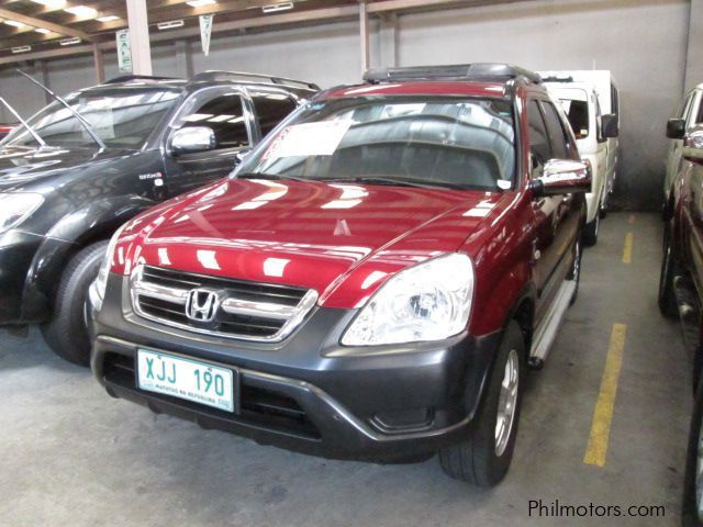 Pre-owned Honda CRV for sale in Quezon City