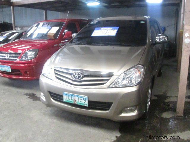 Pre-owned Toyota Innova G for sale in