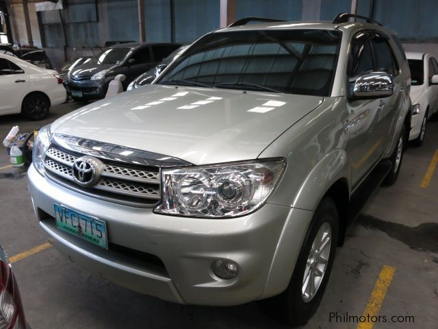Pre-owned Toyota Fortuner G for sale in Quezon City