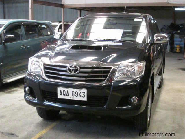 Pre-owned Toyota hi lux for sale in Quezon City