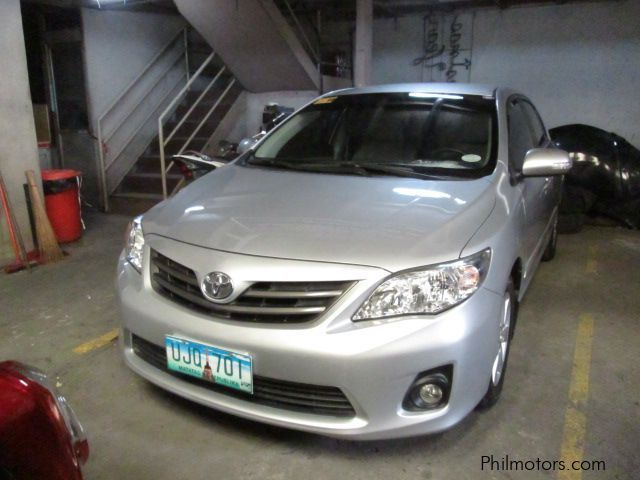 Pre-owned Toyota Altis g for sale in