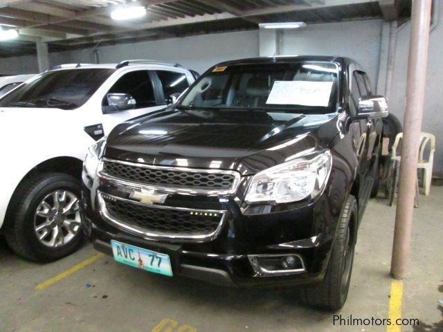 Pre-owned Chevrolet trailblazer for sale in Quezon City