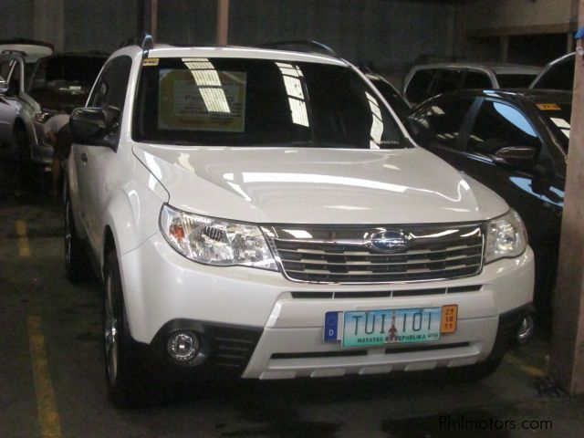 Pre-owned Subaru Forester for sale in Quezon City