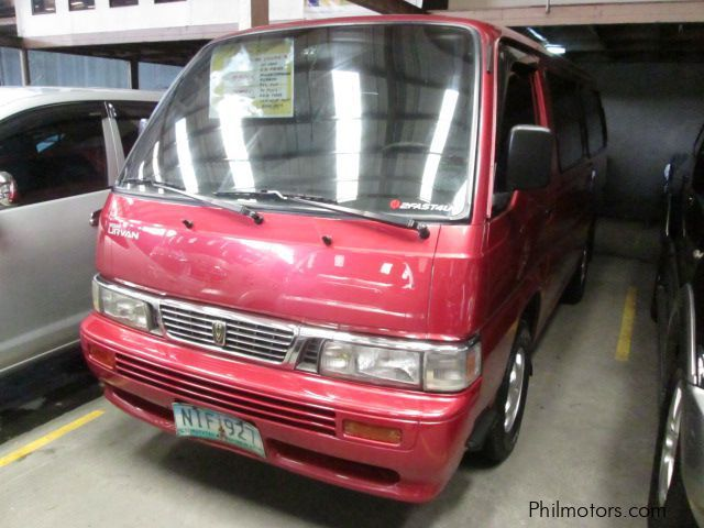 Pre-owned Nissan urvan  for sale in Quezon City