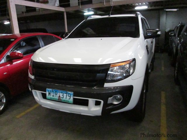 Pre-owned Ford Ranger Wild trak for sale in Quezon City
