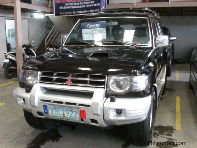 Pre-owned Mitsubishi pajero ralliart  field master for sale in Quezon City