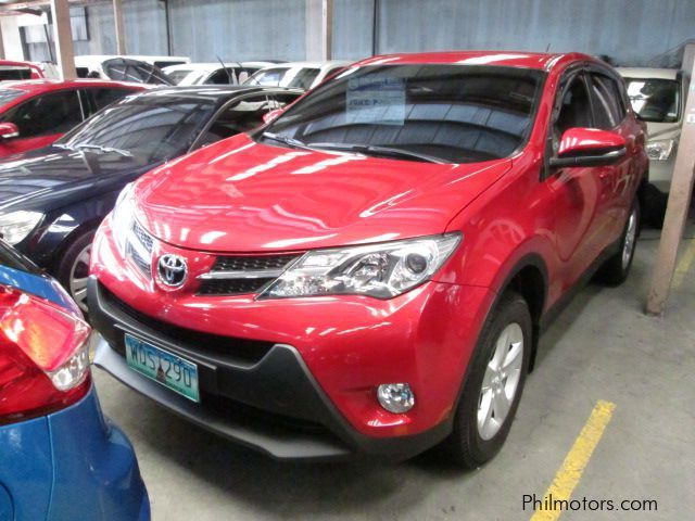 Pre-owned Toyota Rav4 for sale in Quezon City