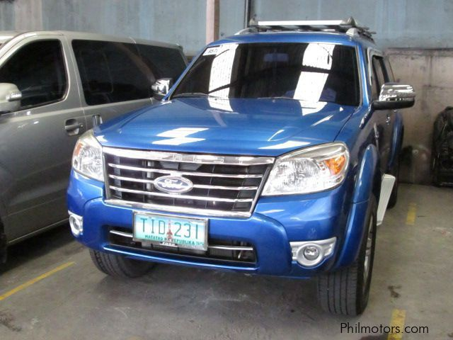 Pre-owned Ford Everest LTD for sale in Quezon City