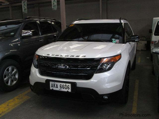 Pre-owned Ford Explorer for sale in Quezon City