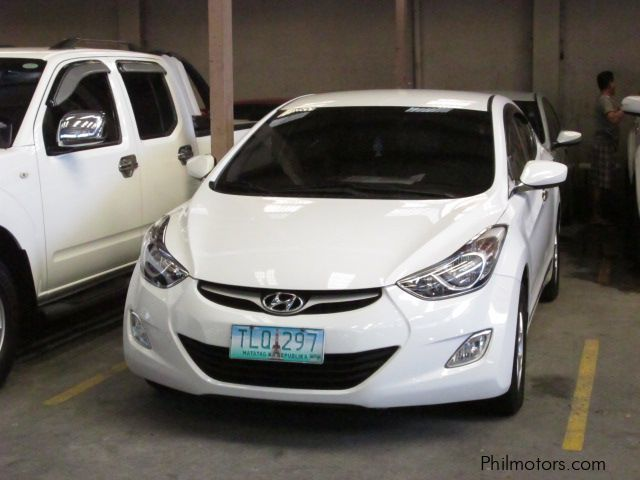 Pre-owned Hyundai Elantra for sale in Quezon City
