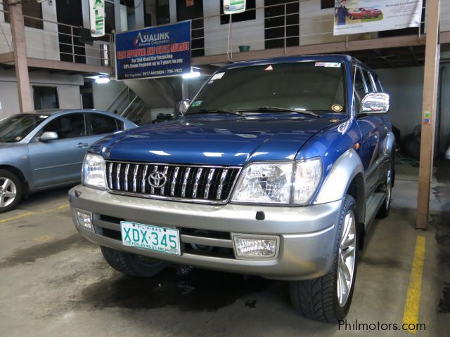 Pre-owned Toyota Land Cruiser Prado  for sale in Quezon City