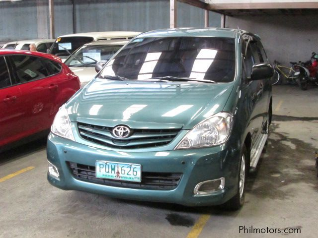 Pre-owned Toyota Innova E for sale in Quezon City