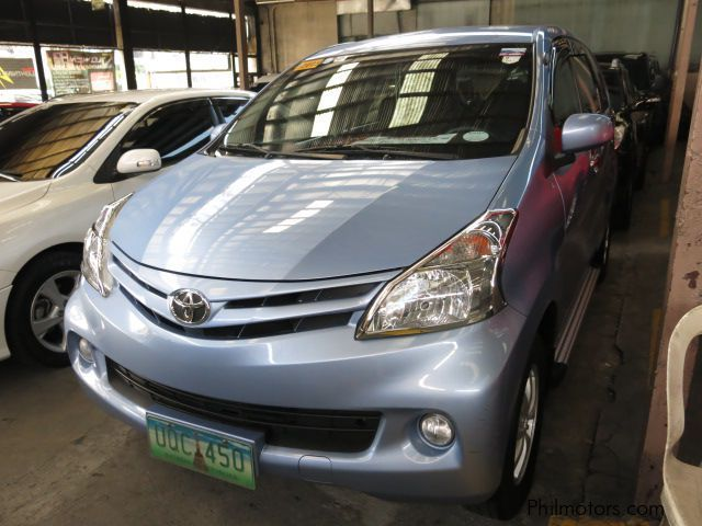 Pre-owned Toyota Avanza E for sale in Quezon City