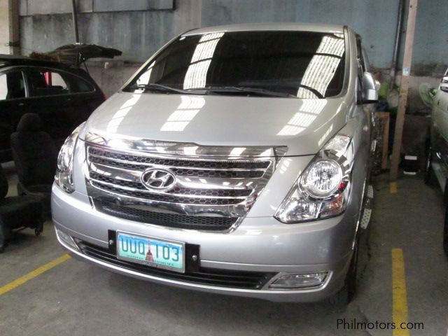 Pre-owned Hyundai Starex CVX Premium Limited for sale in Quezon City