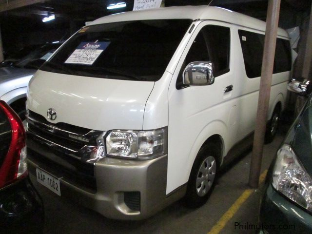 Pre-owned Toyota hi ace GL Grandia for sale in Quezon City