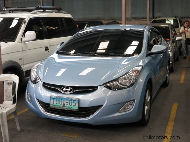 Pre-owned Hyundai Elantra GLS for sale in Quezon City