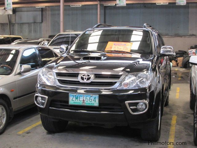 Pre-owned Toyota Fortuner for sale in Quezon City