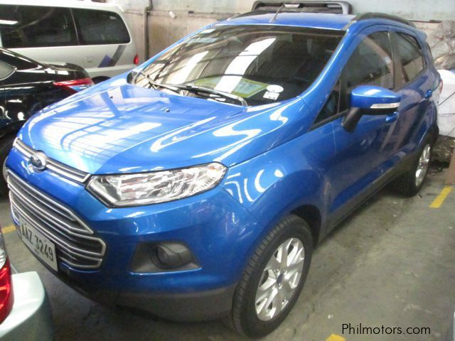 Pre-owned Ford Ecosport for sale in Quezon City