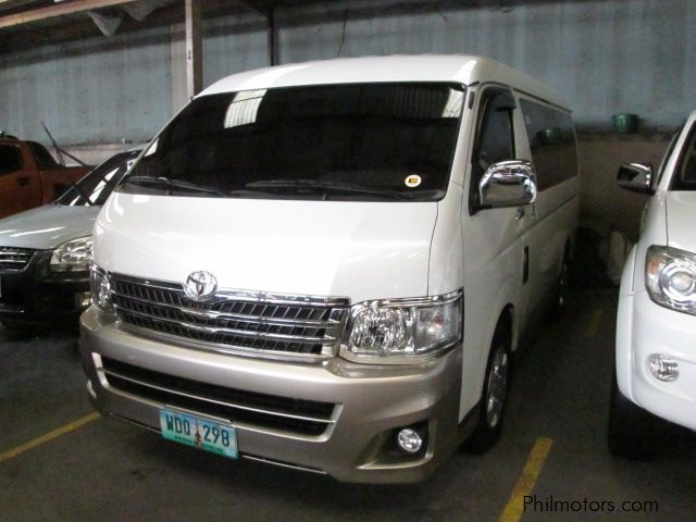 Pre-owned Toyota Hi ace Super Grandia  for sale in Quezon City
