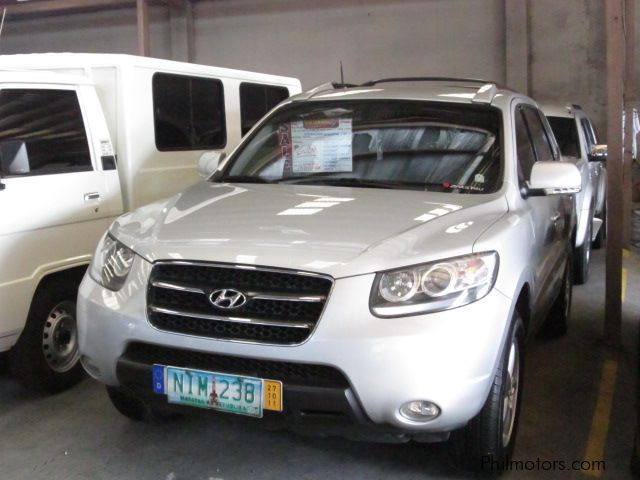 Pre-owned Hyundai Santa Fe for sale in Quezon City