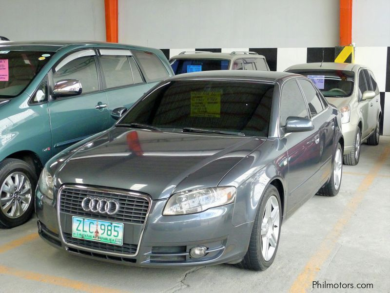 Used Audi A4 for sale in Quezon City