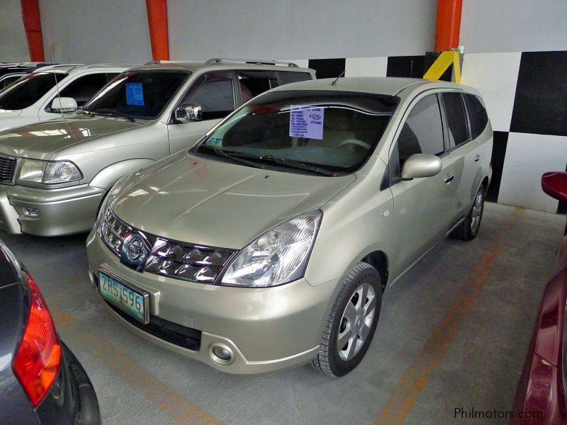 Used Nissan Grand Livina for sale in Quezon City