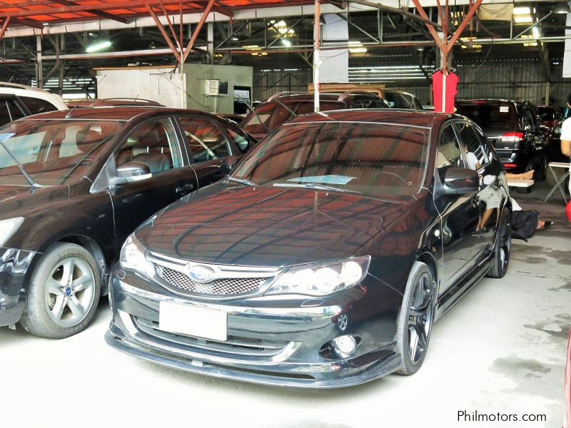 Used Subaru Impreza for sale in Pasig City