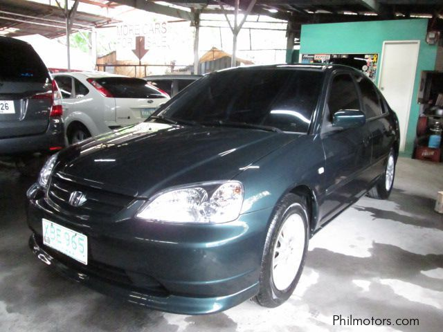 Used Honda Civic  VTI for sale in Pasig City