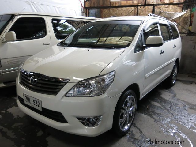 Used Toyota innova for sale in Pasig City